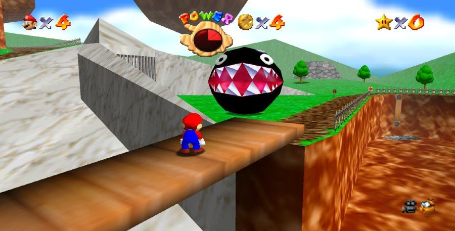 You Can Play Super Mario 64 In Your Browser 1