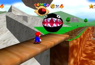 You Can Play Super Mario 64 In Your Browser 4
