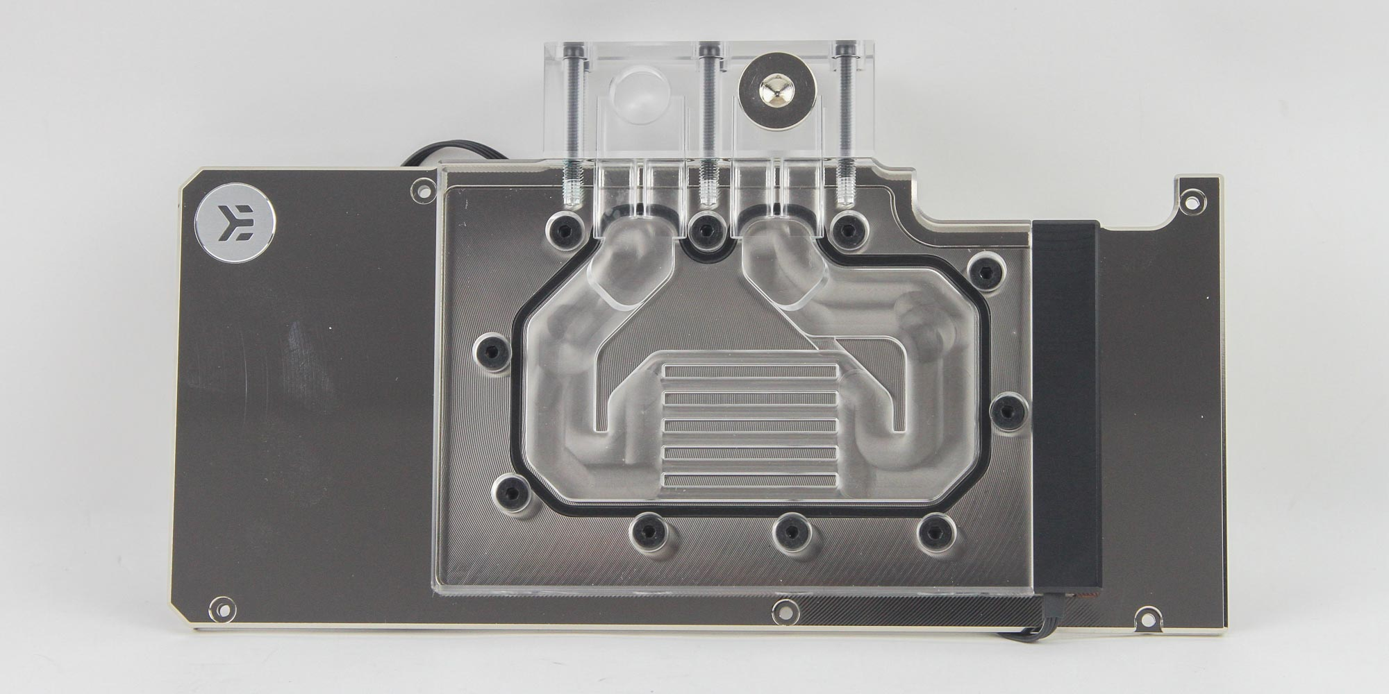 An All New EKWB Active Backplate For That RTX 3080 You Can't Get 3