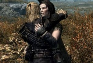 Bethesda's official forums will be closed for good next week Skyrim hugs mod 5
