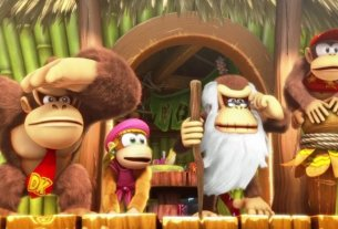 """""""Donkey Kong Country"""" Concept Art For Super Nintendo World Surfaces Online 4"""