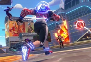 """EA's """"dodgebrawl"""" game Knockout City getting 10-day free trial at launch 6"""