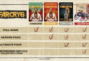Far Cry 6 Collector's Edition Revealed, Pre-Orders Now Live 4