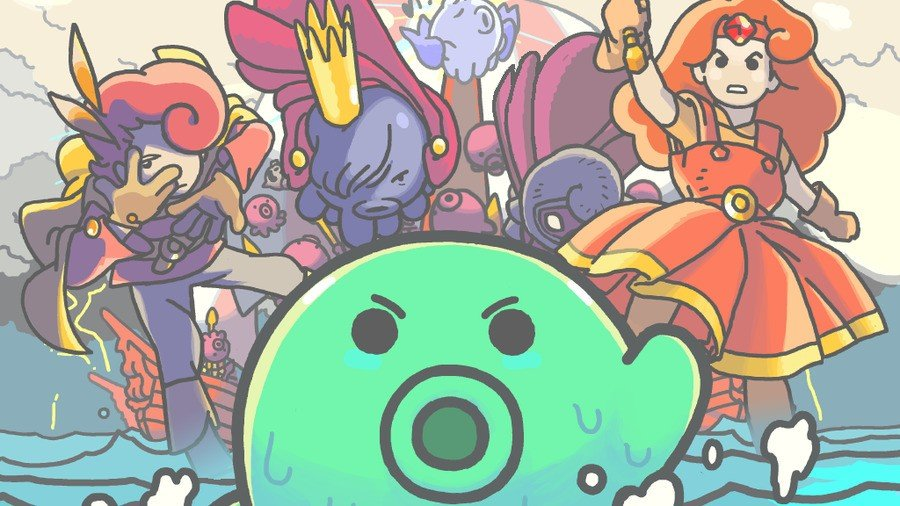 Feature: Save Me, Mr. Tako! Dev On Japan, 'Franglais', And Parting Ways With Nicalis 1