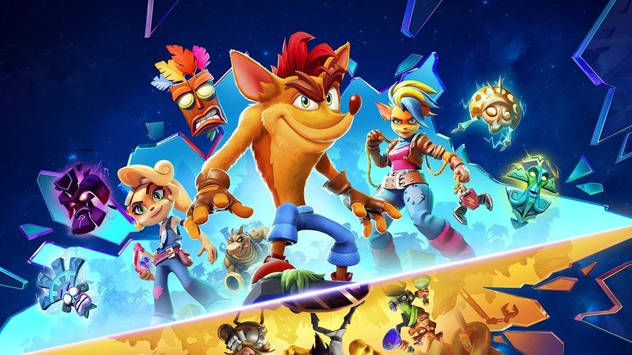 Feature: Toys For Bob On Crash 4 For Switch And The 'Dream' Of Smash Bros. 7