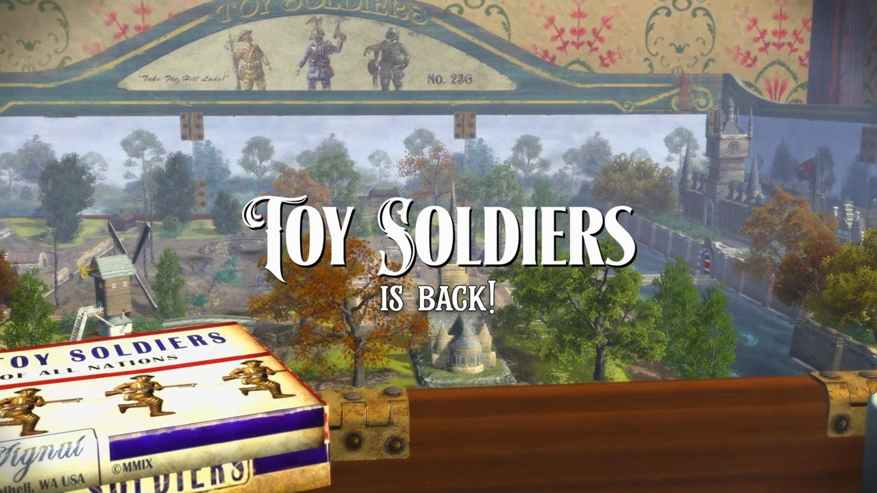 HD Remaster Of Xbox Live Arcade Hit Toy Soldiers Announced For Switch 1