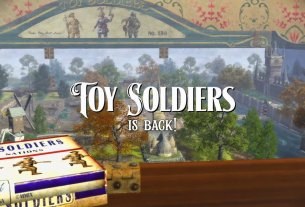 HD Remaster Of Xbox Live Arcade Hit Toy Soldiers Announced For Switch 2