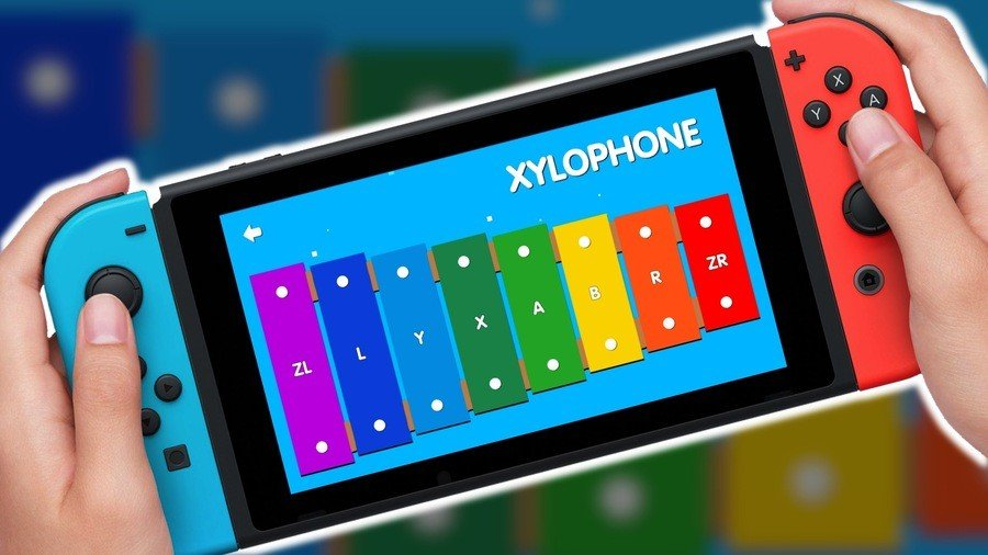 Introducing Xylophone, From The Studio That Brought You Nintendo Switch's Calculator 1