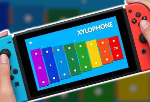 Introducing Xylophone, From The Studio That Brought You Nintendo Switch's Calculator 2