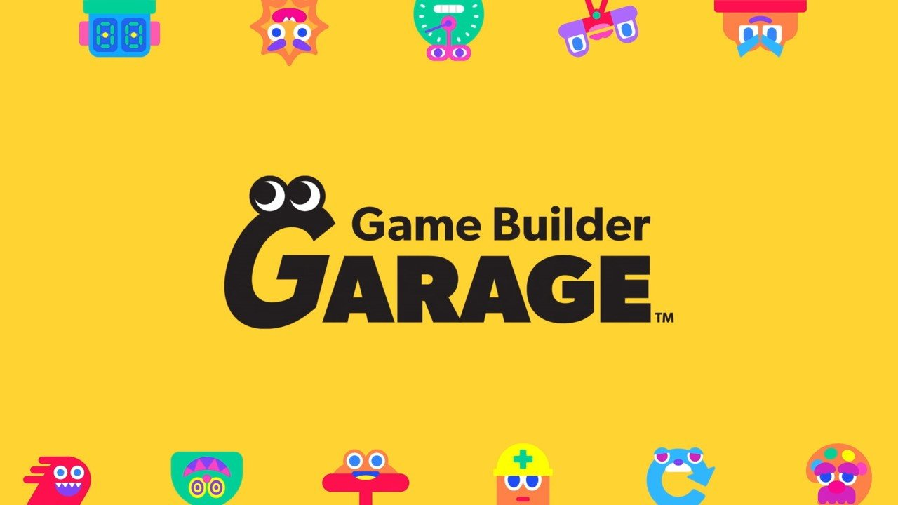 It Seems Game Builder Garage Will Only Be Available On The eShop In Europe 1