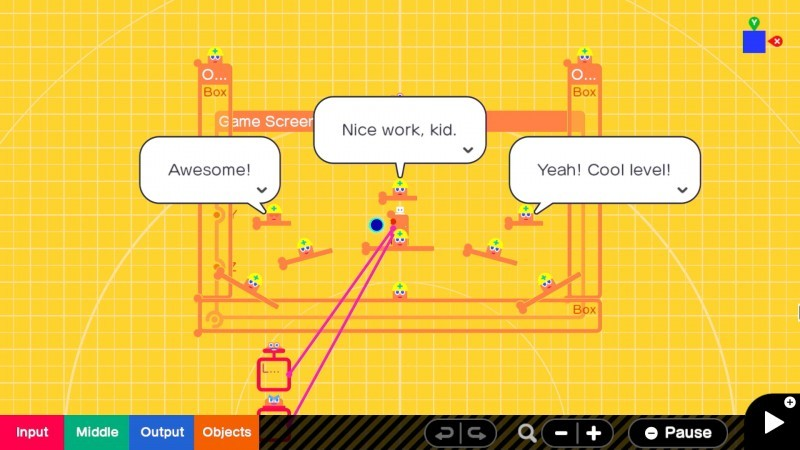 Learn How To Make Games With Nintendo's Game Builder Garage This June 1