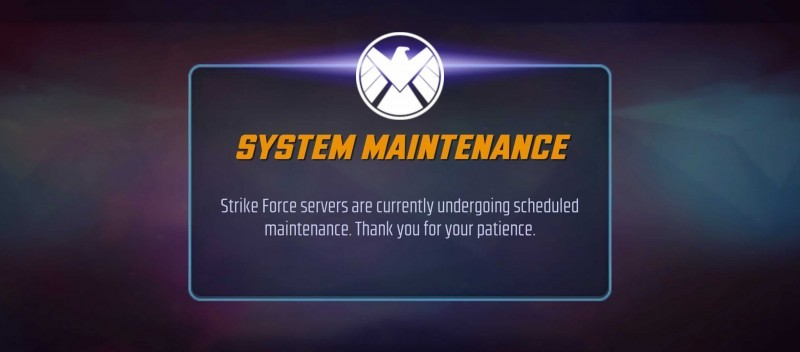 Marvel Strike Force Is Down Following Massive Technical Problem 1