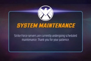 Marvel Strike Force Is Down Following Massive Technical Problem 4