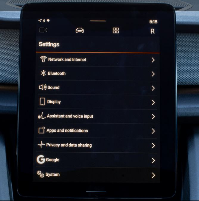 Meet The Android Automotive OS 1