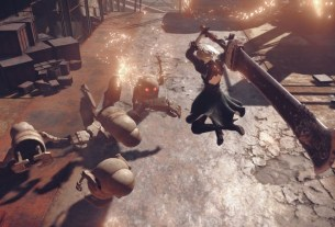 Nier: Automata HD Texture Pack Mod Completed After Four Years Of Development 2
