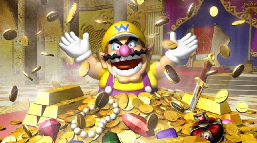 Nintendo's Ready For Acquisitions, When The Time Is Right 1