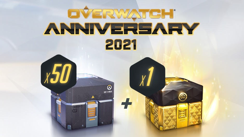 Overwatch Anniversary Returns with Party-Packed Rewards and Challenges 1