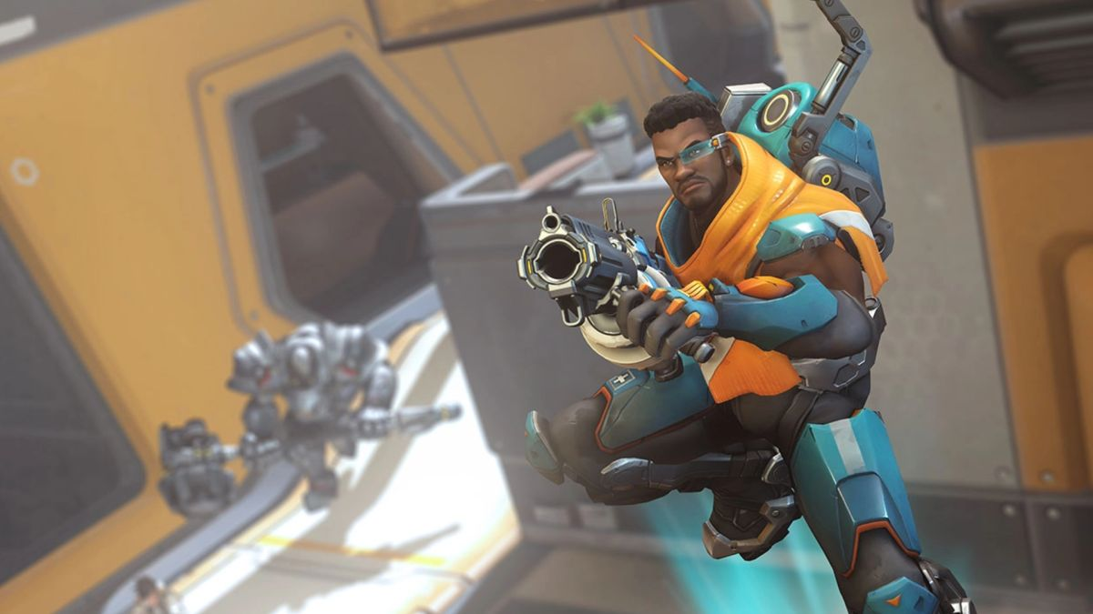 Overwatch's 5th anniversary is here and fans are loving the new skins Overwatch Baptiste 1