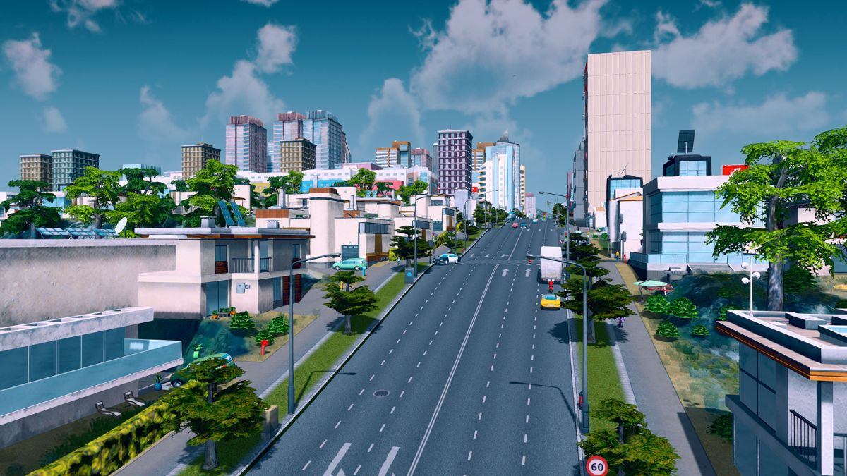 Perfect your Cities: Skylines roads with the Node Controller mod Cities Skylines 1