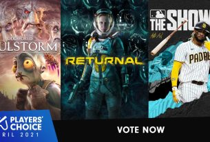 Players' Choice: Vote for April's best new game 3