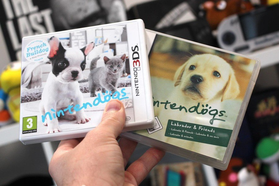 SGDQ's Summer Lineup Includes A Live Speedrun Of Nintendogs 1