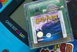 Soapbox: Is The Best Harry Potter Game On Game Boy Color? Quite Possibly 4