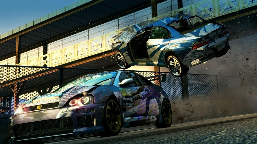 Sony Survey Reportedly Asking Fans If They've Heard Of The Burnout Series 1