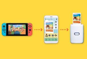 The Game Boy Printer lives on in the instax mini Link Special Edition 4