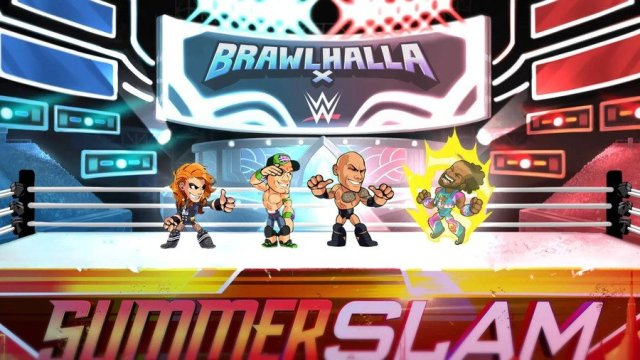 Ubisoft has continued to invest in Brawlhalla, which seems to be paying off
