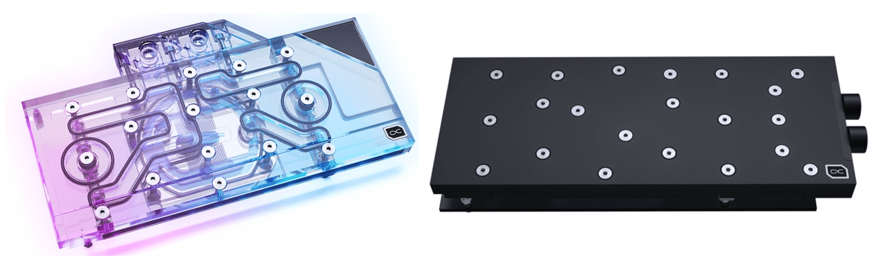 A Pair Of Alphacool Eisblock Water Blocks For The Mythical RTX 3080 And RTX 3090 1