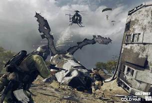 Call of Duty: Warzone's Verdansk '84 gets new satellite crash sites with Season 4 3