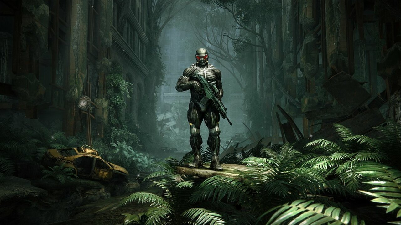Crysis Remastered Trilogy Confirmed For A Switch Release This Fall 1