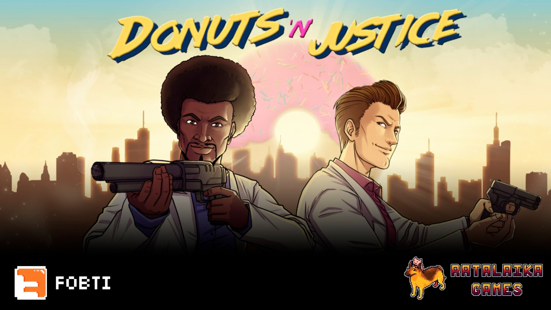Donuts'n'Justice Is Now Available For Xbox One And Xbox Series X|S 1