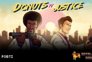 Donuts'n'Justice Is Now Available For Xbox One And Xbox Series X S 4