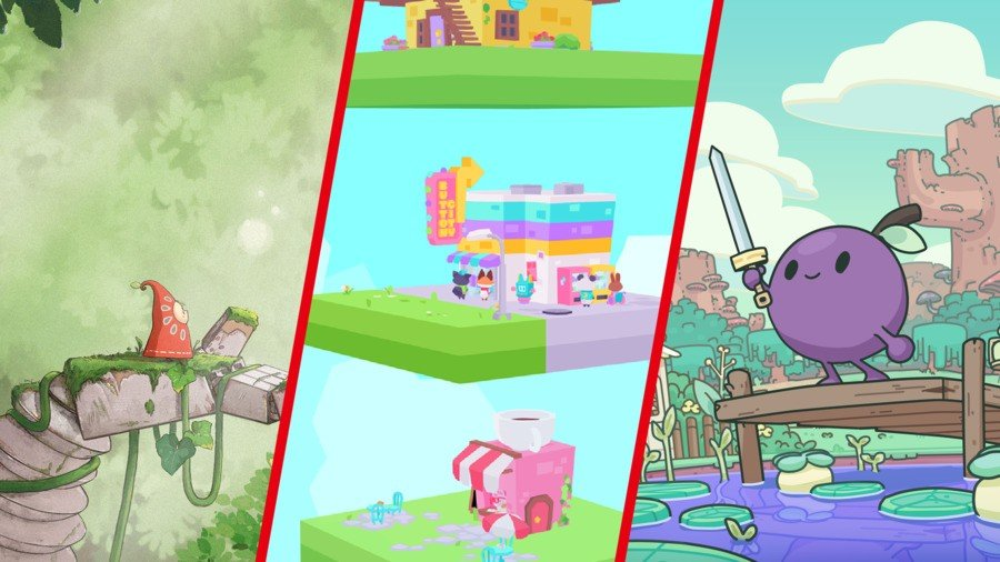 Every Game From The Wholesome Direct Coming To Nintendo Switch 1