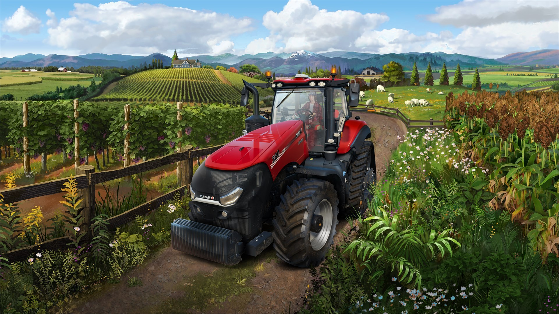 Farming Simulator 22 Is Now Available For Digital Pre-order And Pre-download On Xbox One And Xbox Series X S 1
