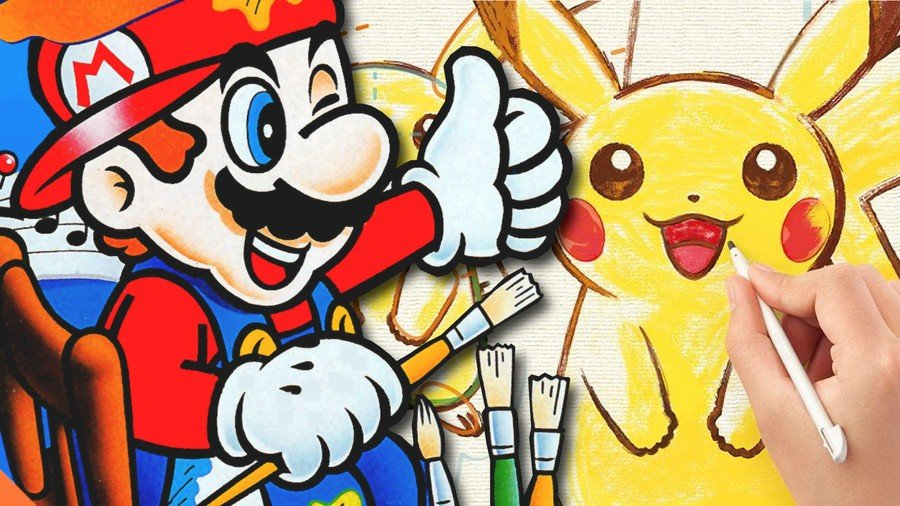Feature: A Look Back At Nintendo's Long History Of Art, Music And Game Making Software 1