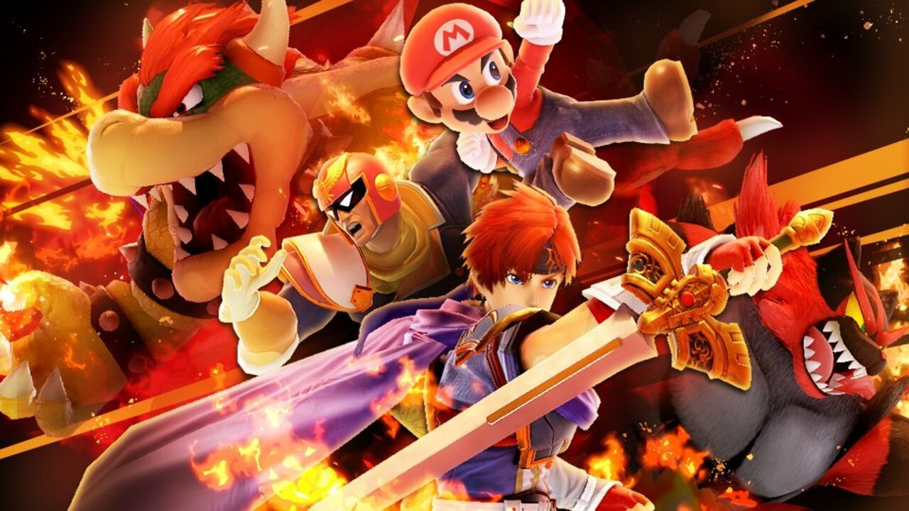Fire Up! There's A New Smash Bros. Tournament Starting This Friday 1