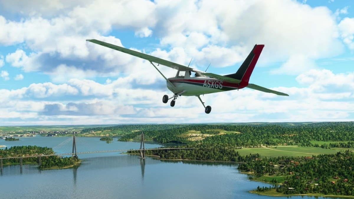 Flight Simulator gives Denmark, Finland, Iceland, Norway, and Sweden makeovers 9
