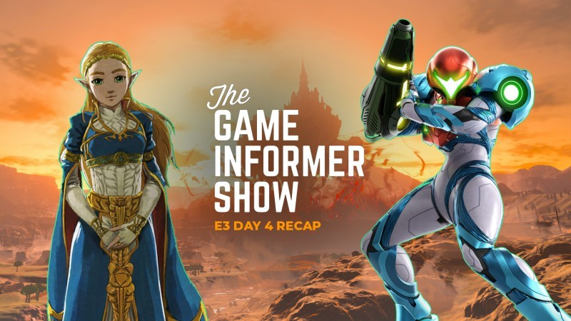 GI Show – Metroid Dread And Breath of the Wild 2 In Our Final E3 Recap 1