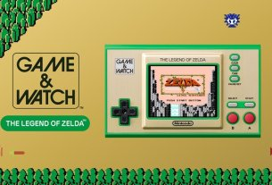 Guide: Where To Pre-Order Game & Watch: The Legend of Zelda 3