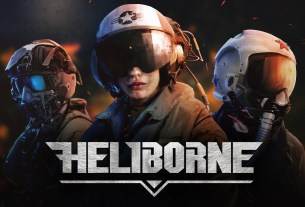 Heliborne Is Now Available For Xbox One And Xbox Series X S 4