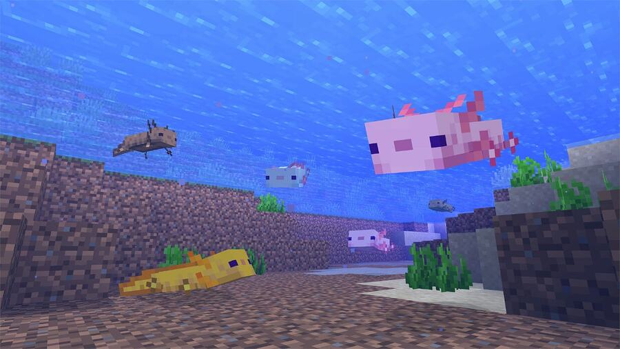 Here Are The Full Patch Notes For Minecraft's Caves & Cliffs Part One Update 1