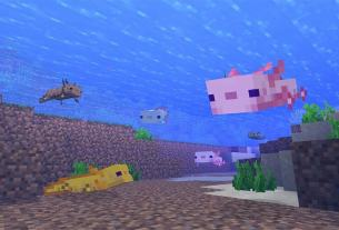 Here Are The Full Patch Notes For Minecraft's Caves & Cliffs Part One Update 2