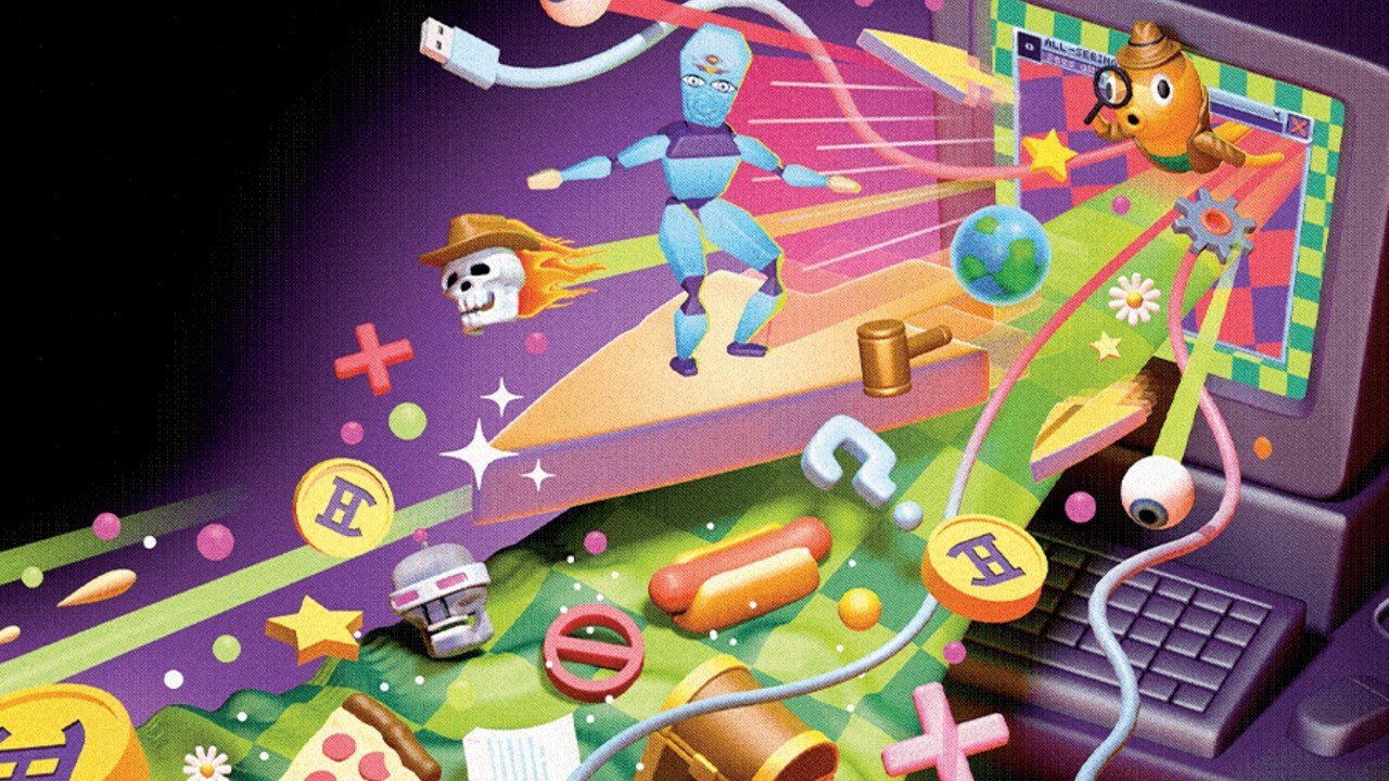 Hypnospace Outlaw Gets A Neat Retro-Styled Physical Release (With A Bonus CD!) 1
