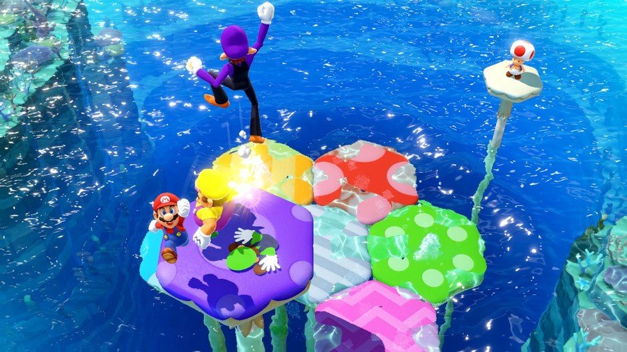 It Appears This Mario Party Superstars Minigame Has Been Adapted For Accessibility 1