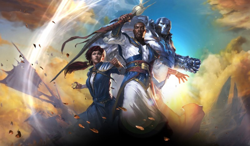 Magic Arena's Upcoming Events Include Commander-Like 100-Card Historic Brawl 1