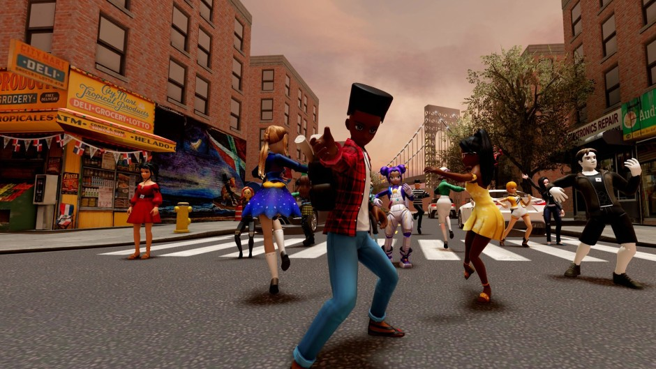 Make Some Noise at the In the Heights Virtual Block Party on Roblox 1