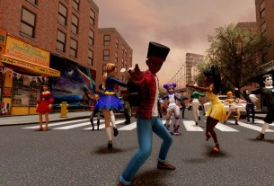 Make Some Noise at the In the Heights Virtual Block Party on Roblox 4