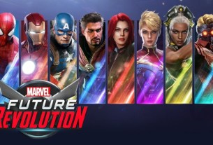 Marvel Future Revolution Preview – A Deep Dive Into Marvel's New Mobile Action/RPG 5